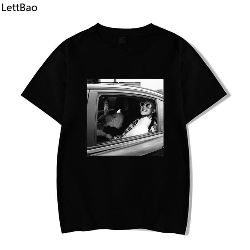 LIL PEEP Hipster Print T-shirts