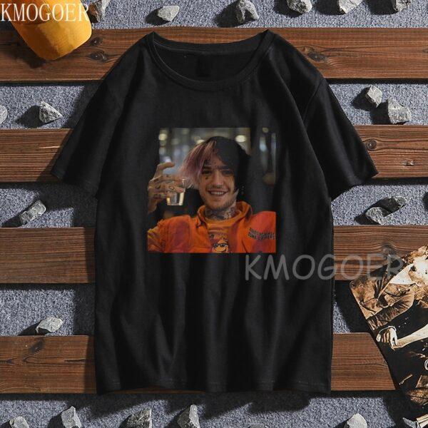 LIL PEEP Graphics High-quality T-Shirt