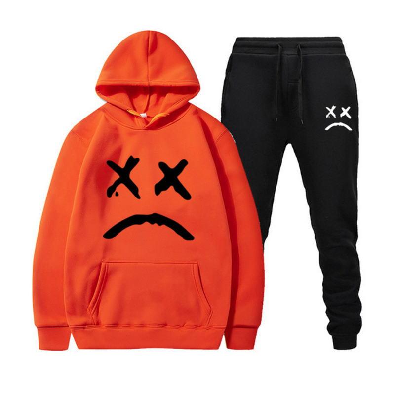 Lil Peep Sweatshirt Hoodies and Trouser