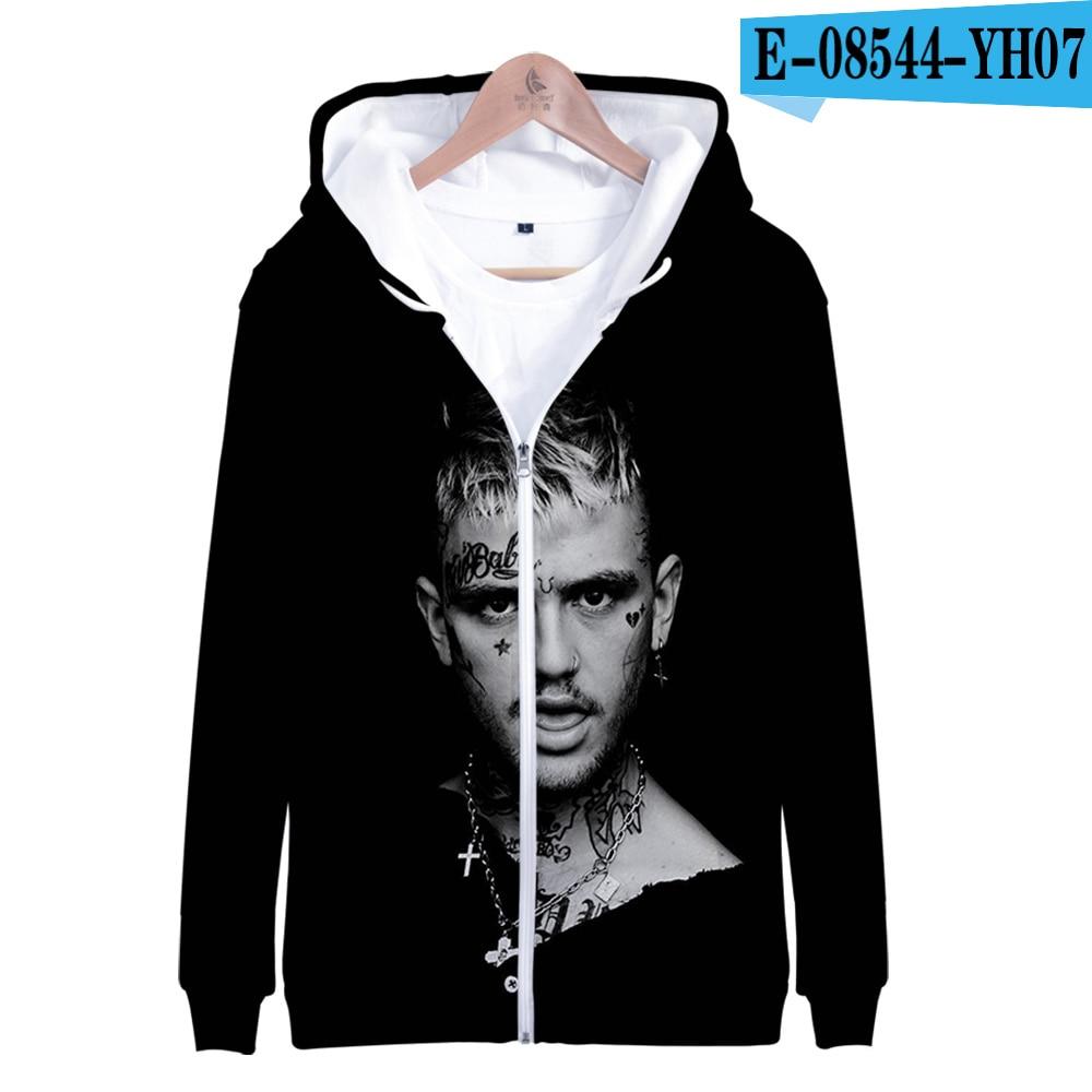 Lil Peep Zipper Hoodies Jacket