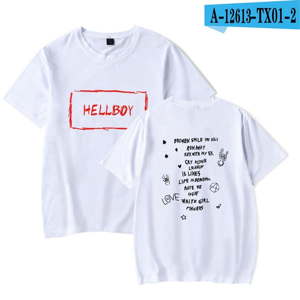 Lil Peep Men Women T Shirt
