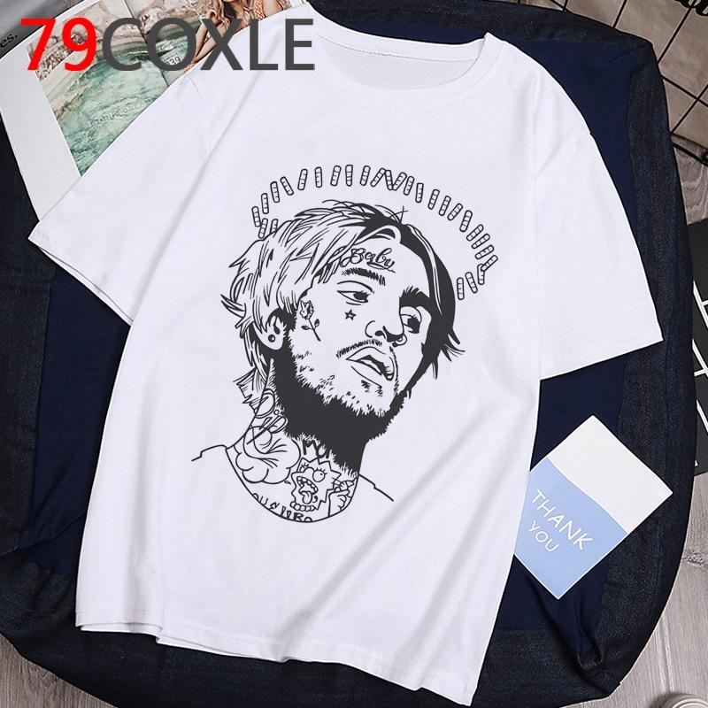Rip Lil Peep Graphic Cool Unisex T Shirt