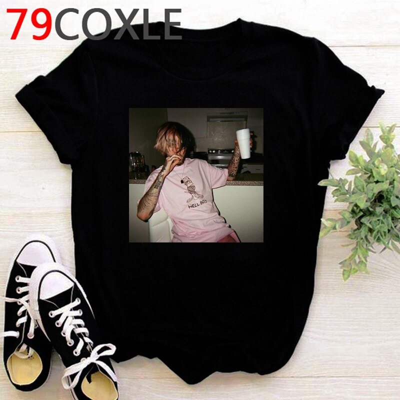 Lil Peep Cry Baby T Shirt