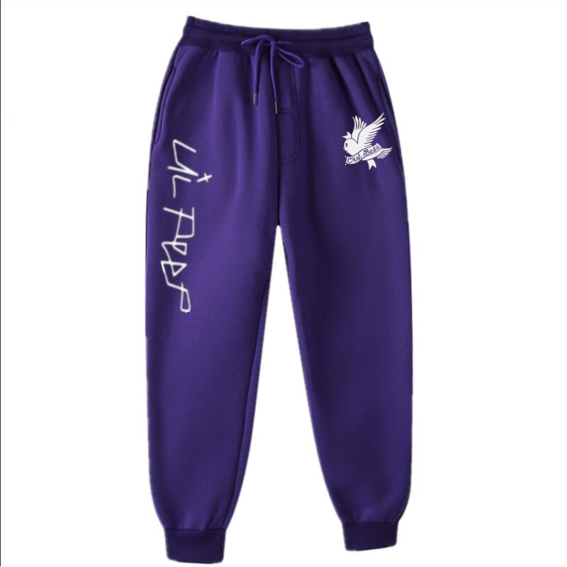 Lil Peep Running Jogging Sweatpants