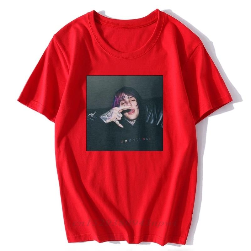 LIL PEEP BLACK WHITE T-shirt