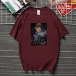 Euro Size Wine red