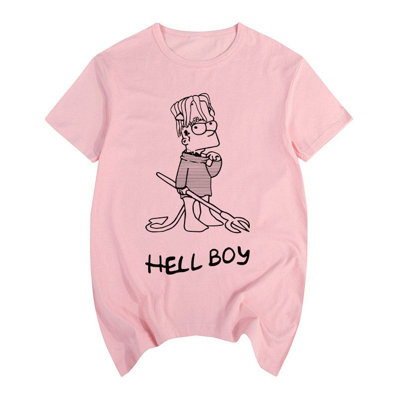 Lil Peep Hell Boy T-shirt