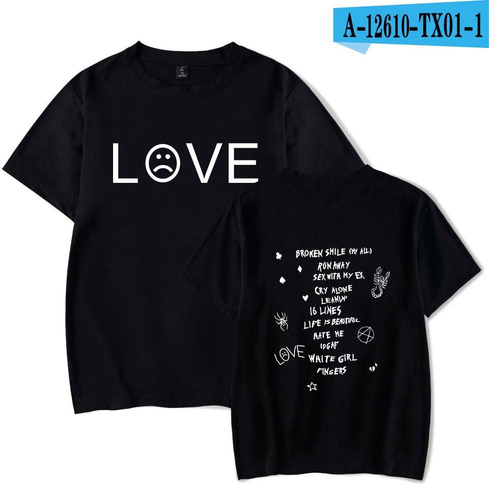 Lil Peep New Best T Shirt