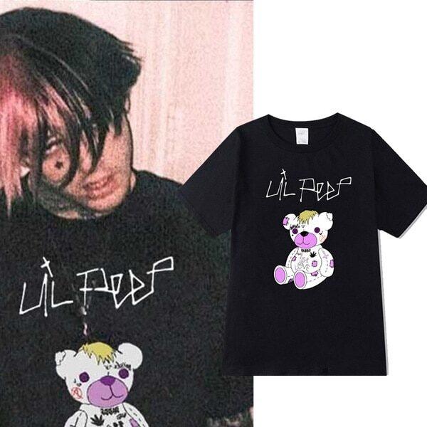 Lil Peep Fashion Cool Summer T Shirt