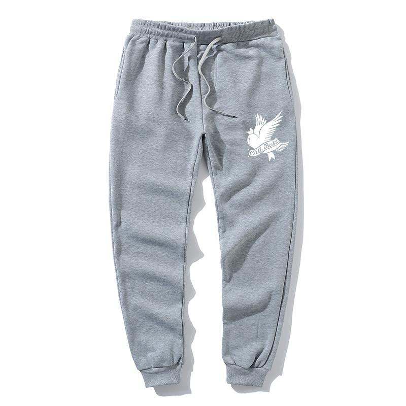 Lil Peep Multi-pocket Pants