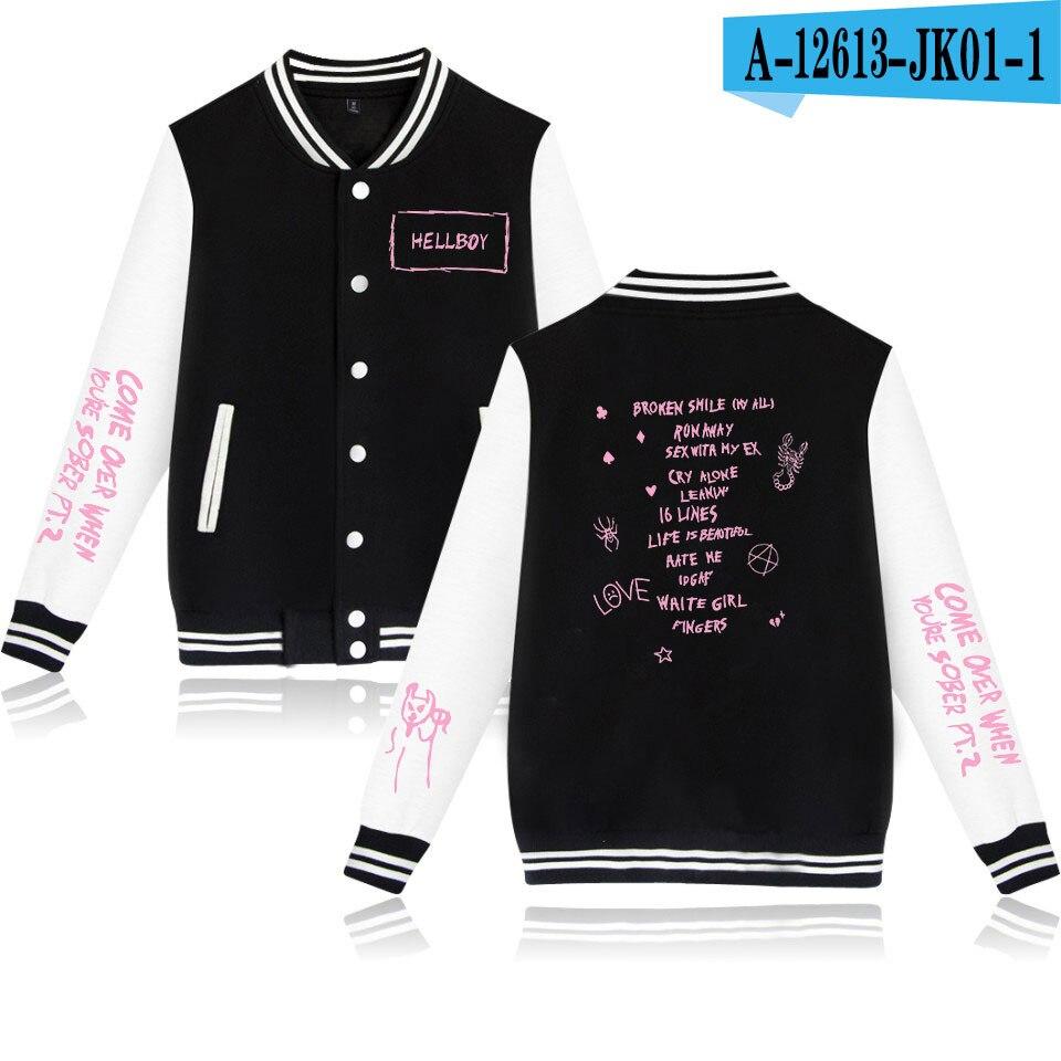 Lil Peep New Jacket
