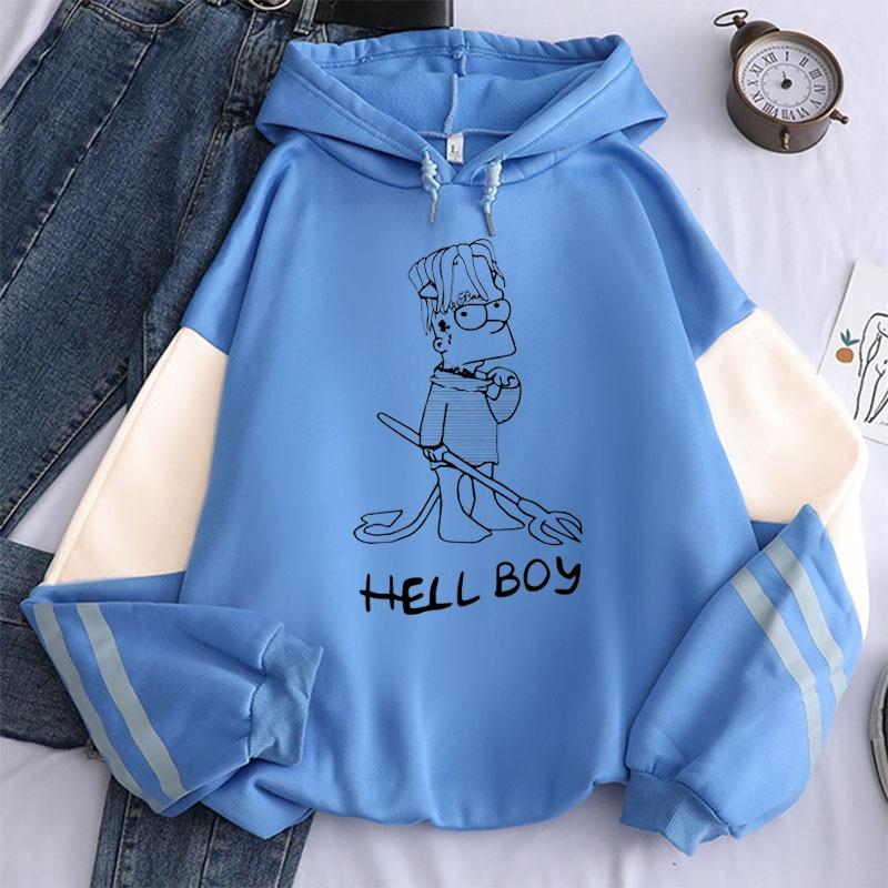 Lil Peep Hell Boy Sweatshirt Hoodie