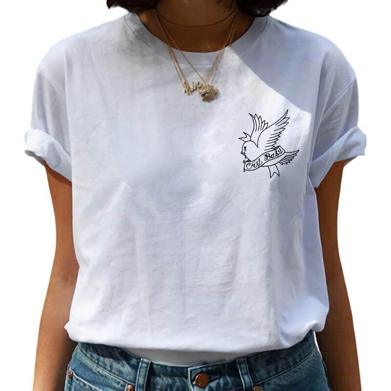 Lil Peep Cry Baby Streetwear T-shirt
