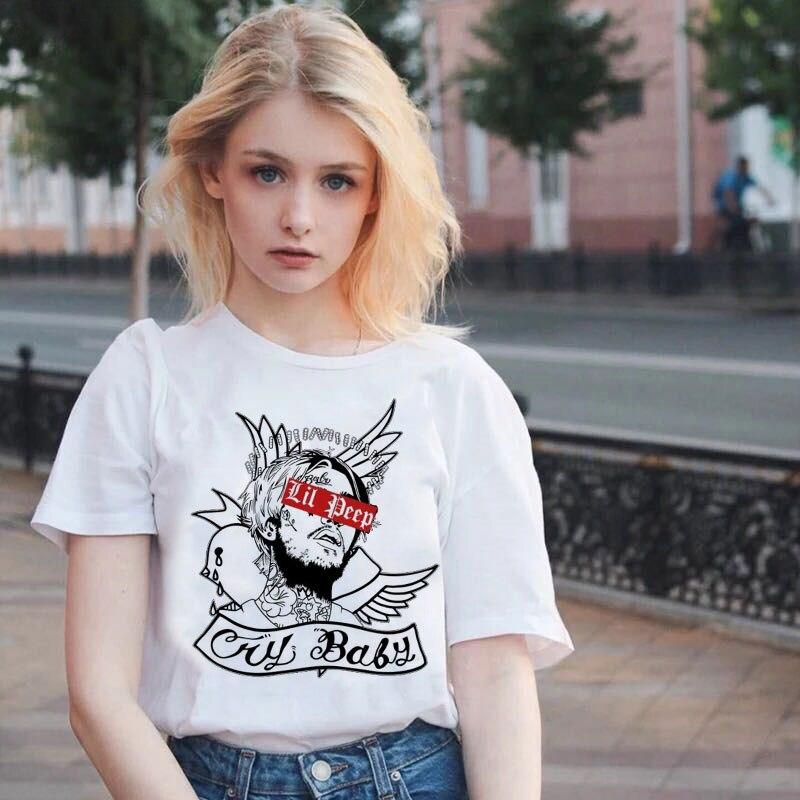 Lil Peep Cry Baby Tshirt