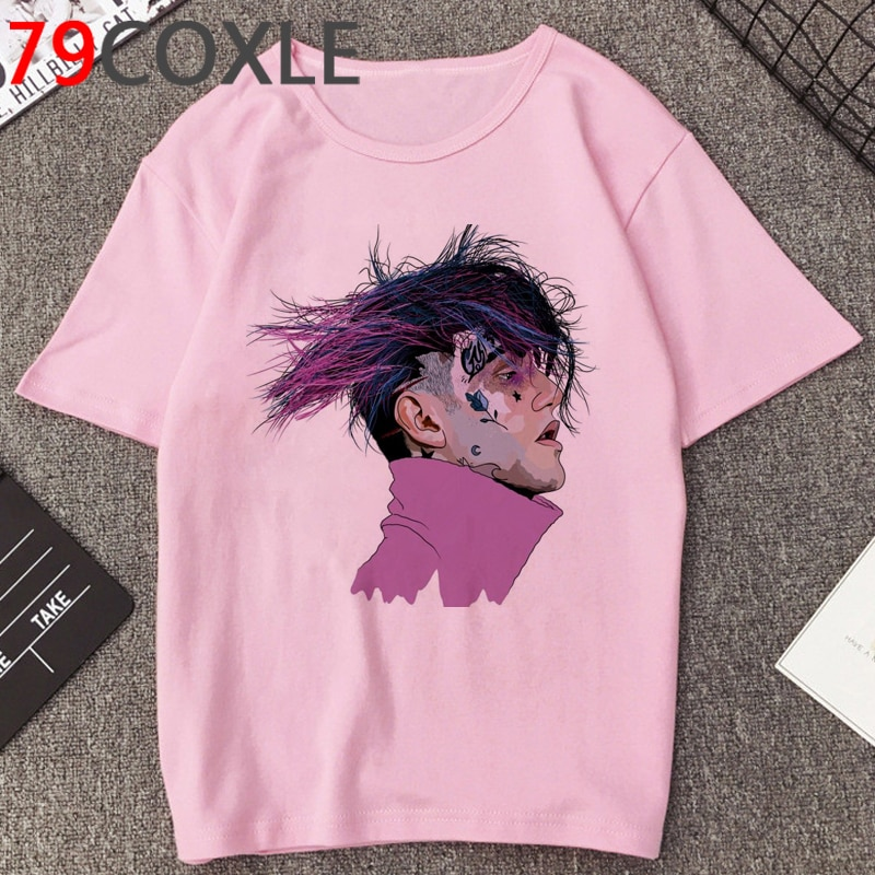 Lil Peep Hip Hop T Shirt
