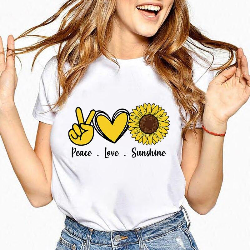 Lil Peep Cute Love printing T Shirt