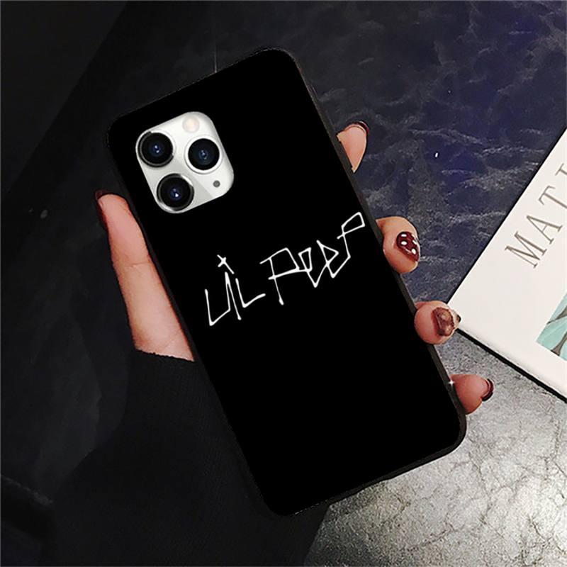 Lil peep fashion cool singer Phone Case