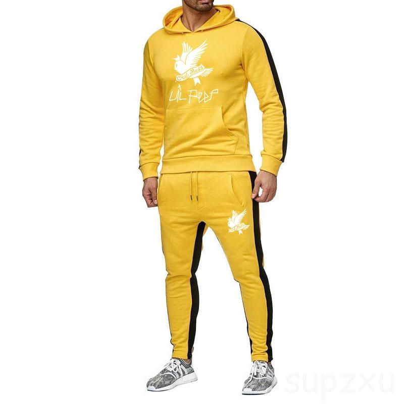 Lil Peep Hoodie Sweatshirts+Sweatpants