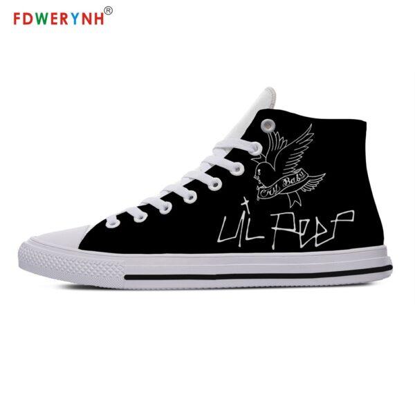 Lil Peep Men Walking Shoes