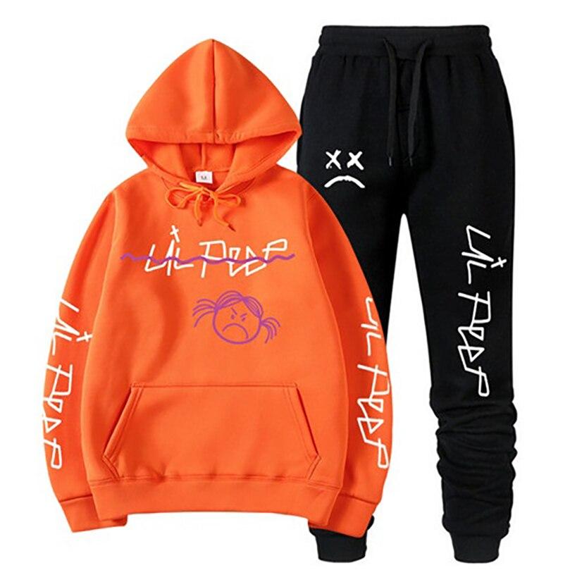 Lil Peep Hoodie Sweatpants