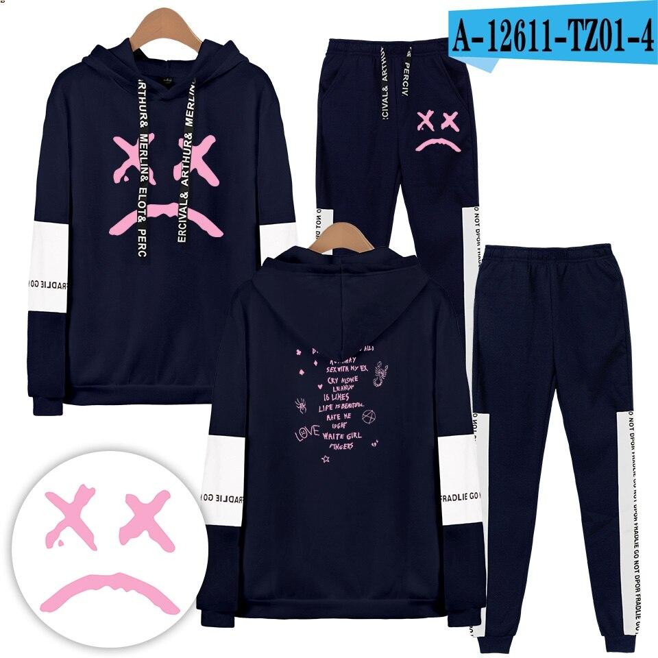 Lil Peep Sweatshirts And Sweatpants