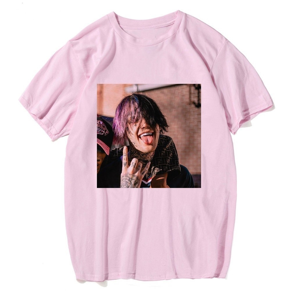 Lil Peep Clothing Comfortable Male Female T Shirt