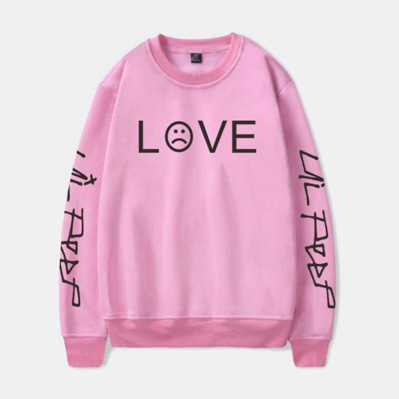 Lil Peep Street Wear Sweatshirts