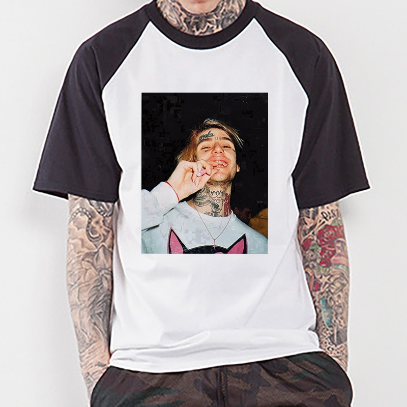Lil Peep Summer Hot Tees T-shirt