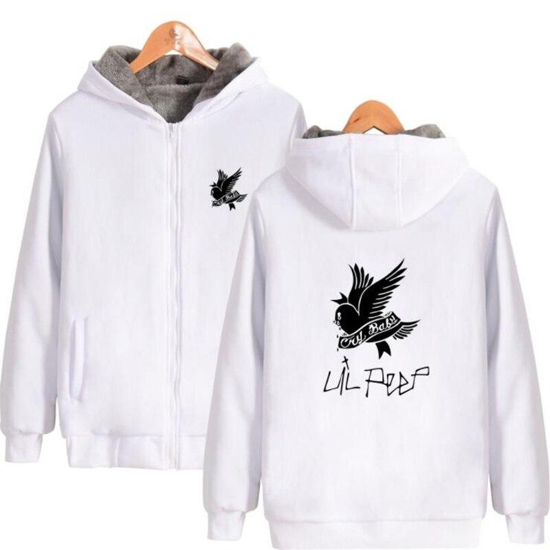 Lil Peep LOVE Winter Jackets