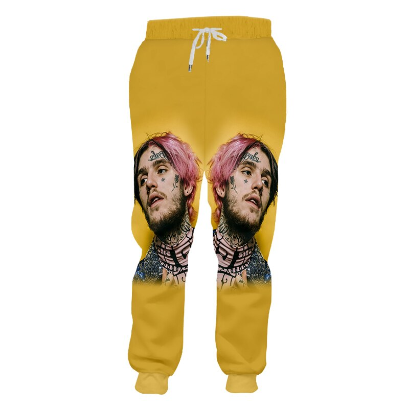 Lil peep 3D Print Sweatpants