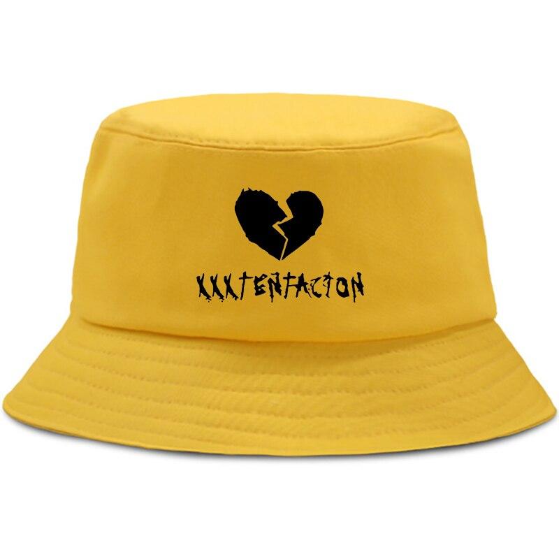 Lil Peep xxxtentacion Printing Bucket Hat