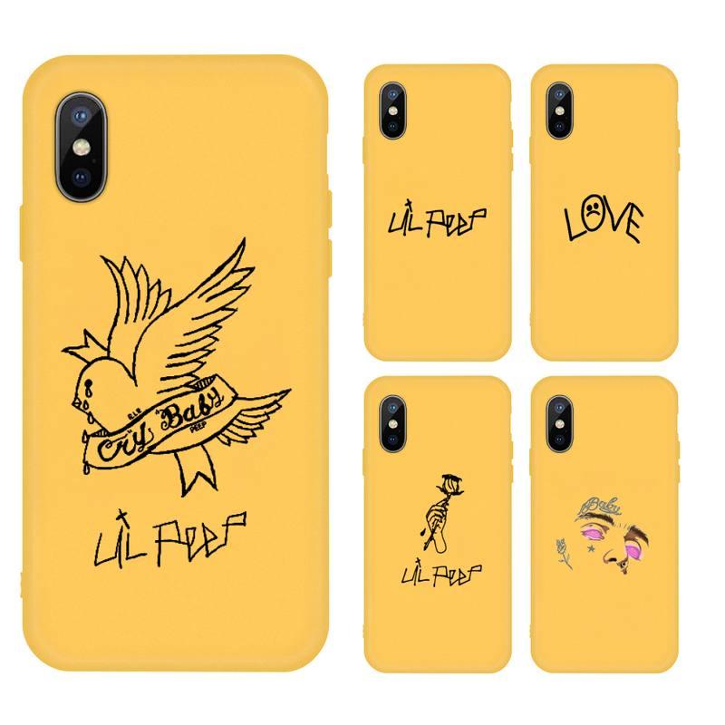 Lil Peep Phone Case
