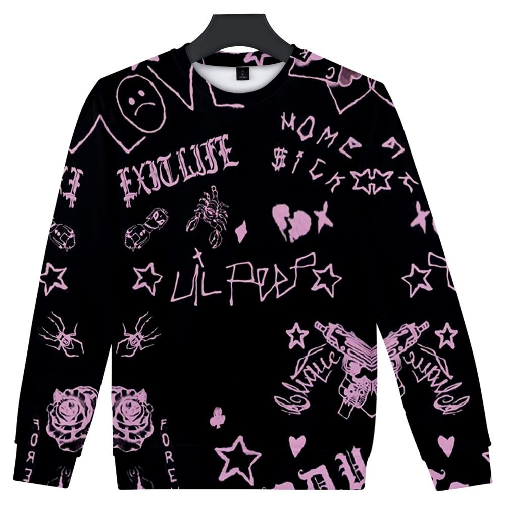 Lil Peep New Streetwear Sweatshirt