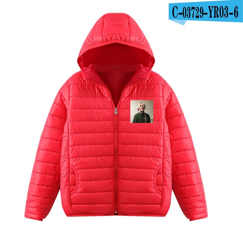 Lil Peep XXXTentacion Jacket