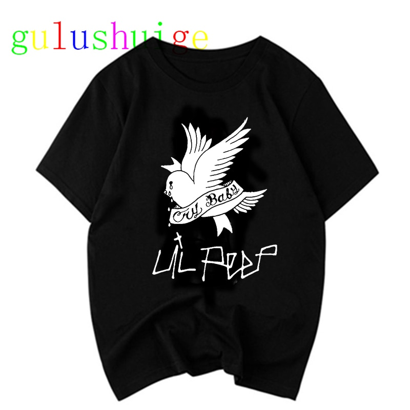 Lil Peep Graphic Cool T Shirt
