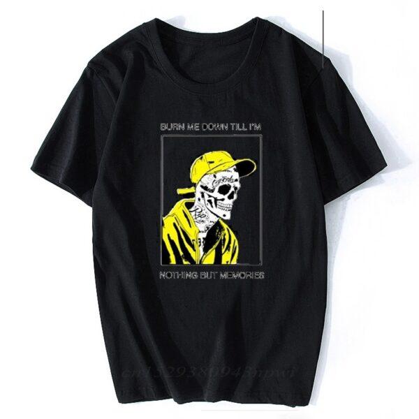 Lil Peep Hip Hop Cool T-shirt