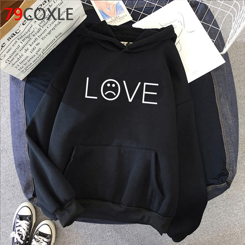 Lil Peep Cry Baby Streetwear Sweatshirt Hoodies