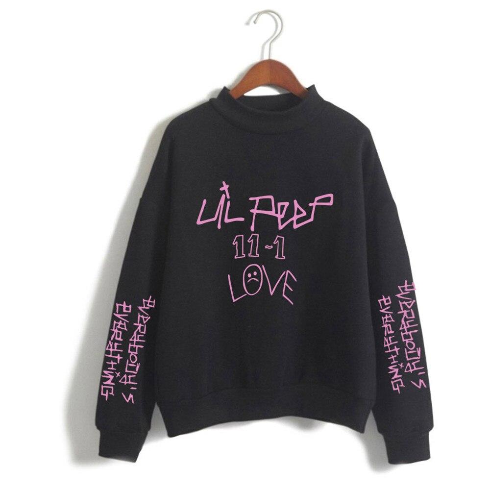 Lil Peep Sweatshirts Hell Boy Sweatshirts