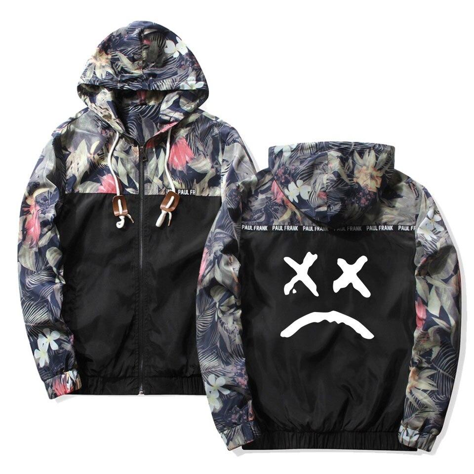 Lil Peep Sad Boy zipper jackets