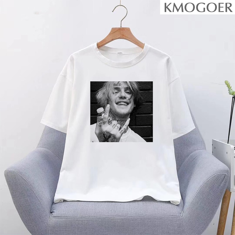 Lil Peep Short Sleeve Casual T Shirt
