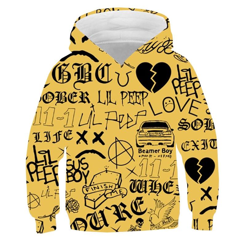 Lil Peep Sweatshirt Hoodie