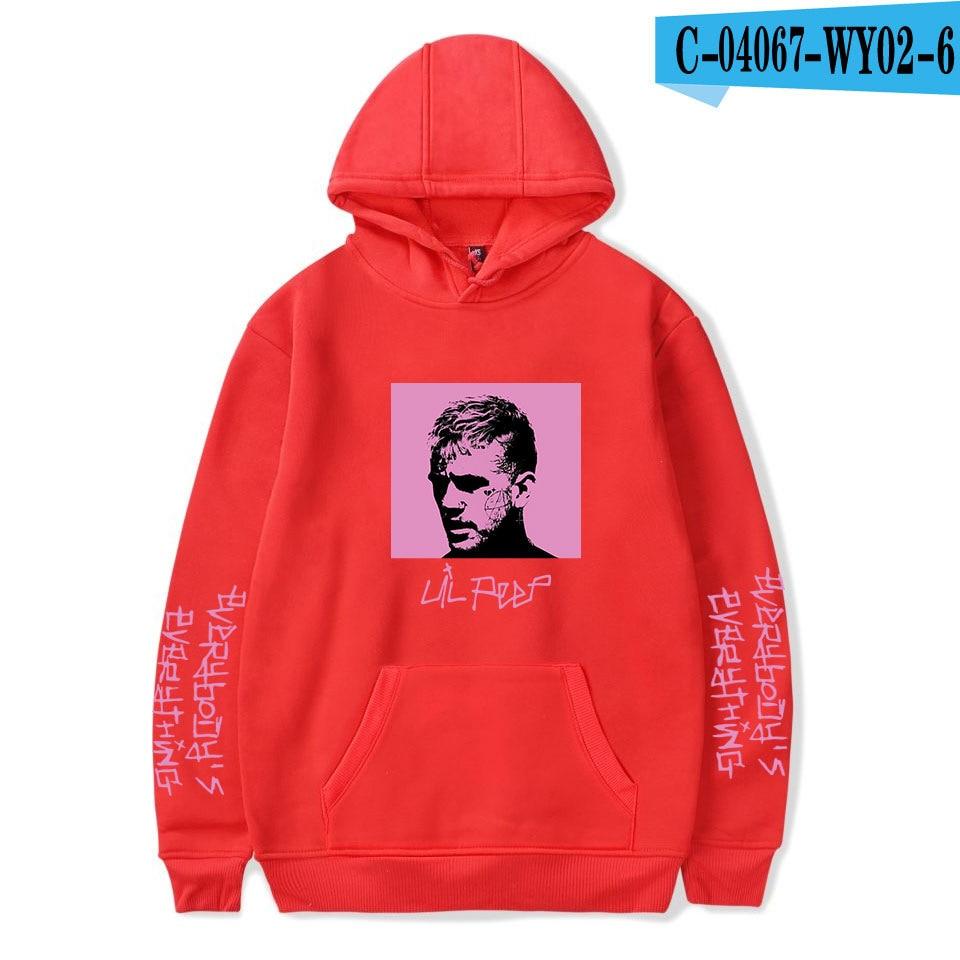 Lil Peep Black Sweatshirt Hoodies