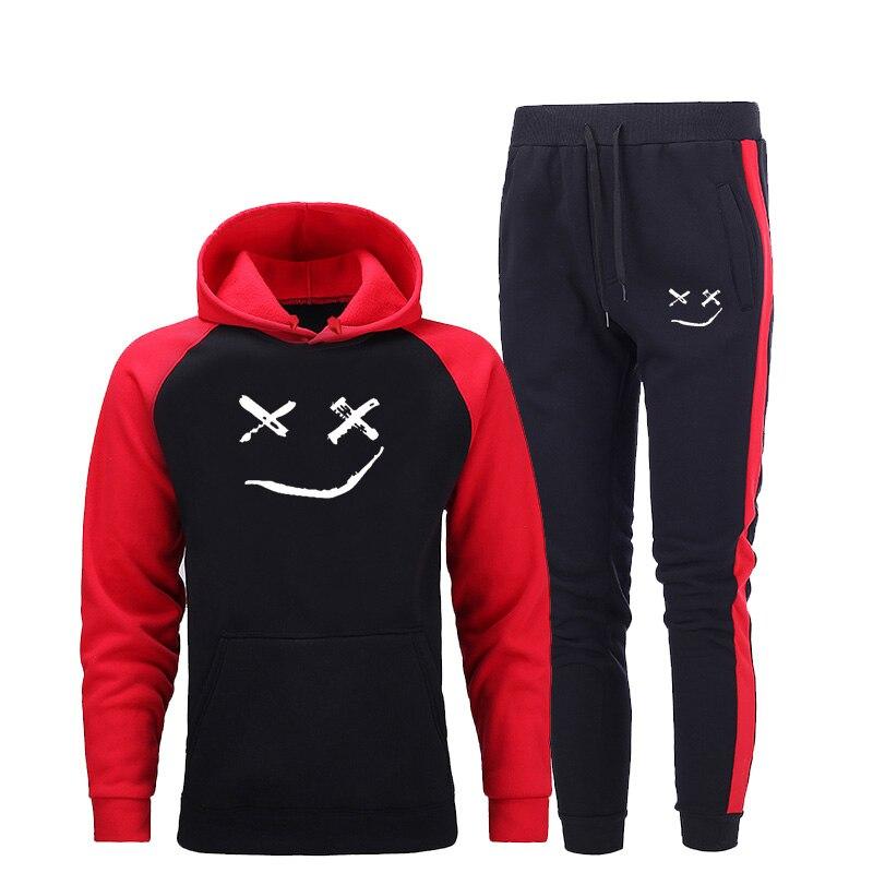 Lil Peep Cry Baby Sweatshirt + Sweatpants