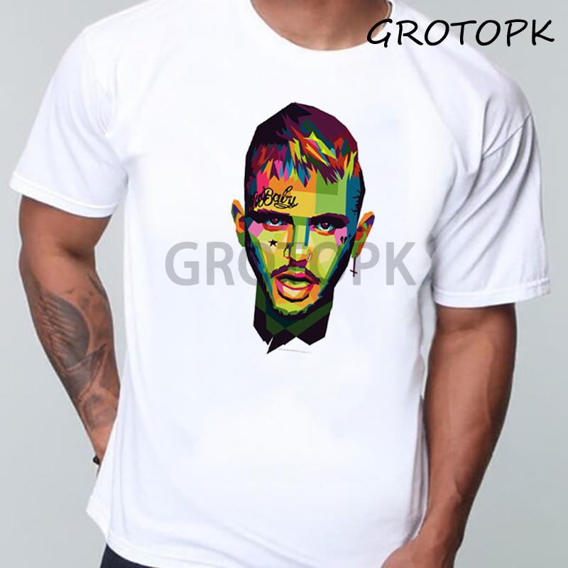 Lil Peep Casual Summer T-shirt