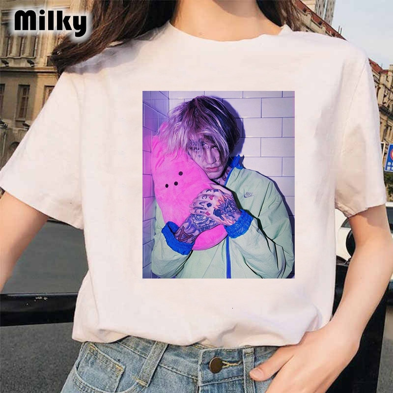 Lil Peep Graphic T Shirts