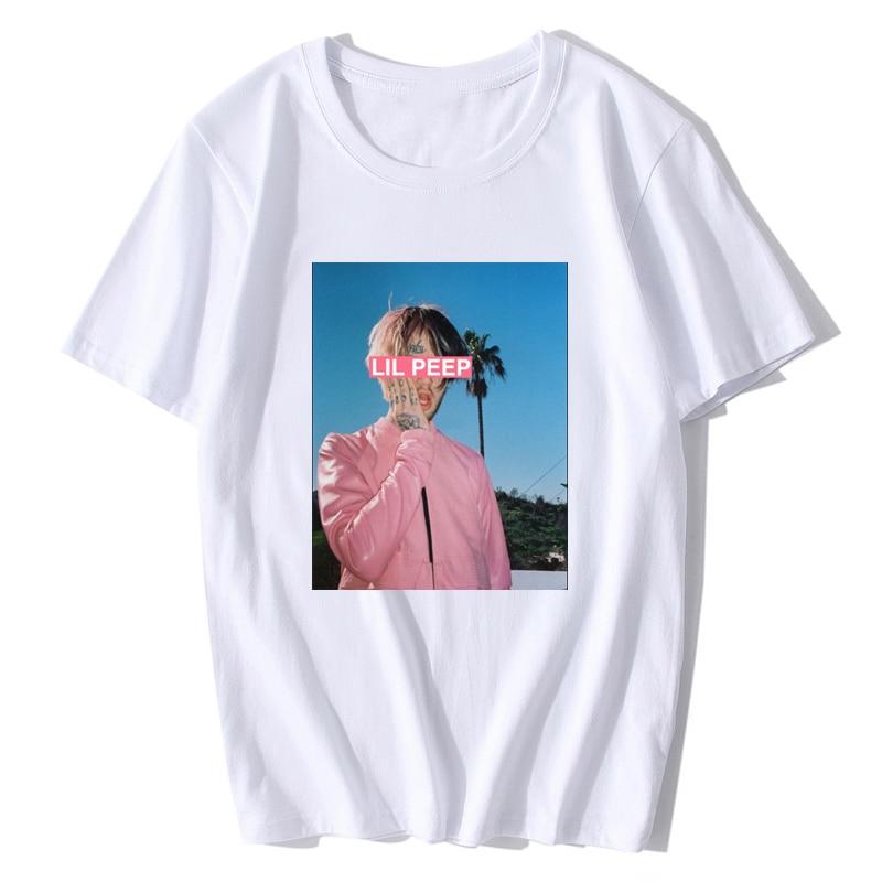Lil Peep Quality Cotton T-Shirt
