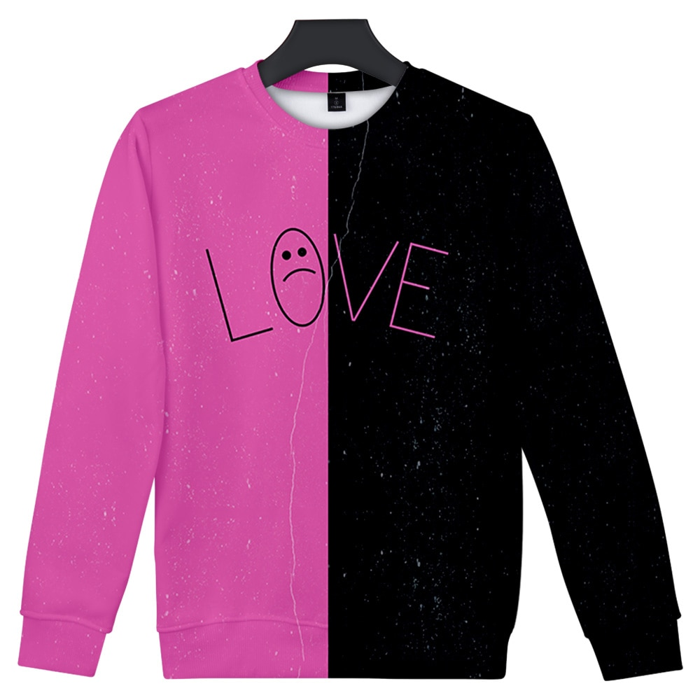 Lil Peep New 3d Streetwear Sweatshirt